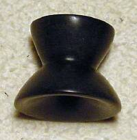 Stone Ear Spool (side view)